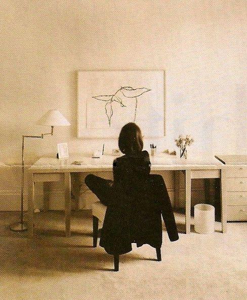 32-lee-radzwill-paris-chic-at-work-office-2014-habituallychic