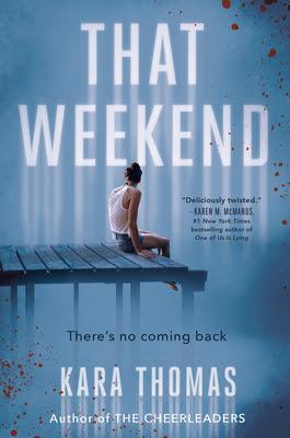 ✔️ Download That Weekend - Kara Thomas PDF ✔️ Free pdf download ✔️ Ebook ✔️ Epub