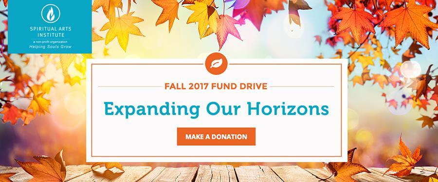 2017 Fall Fund Drive