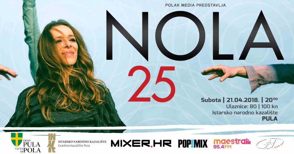 NOLA - Otkriveni prvi gosti slavljeničkog nastupa Nole u INK Pula!