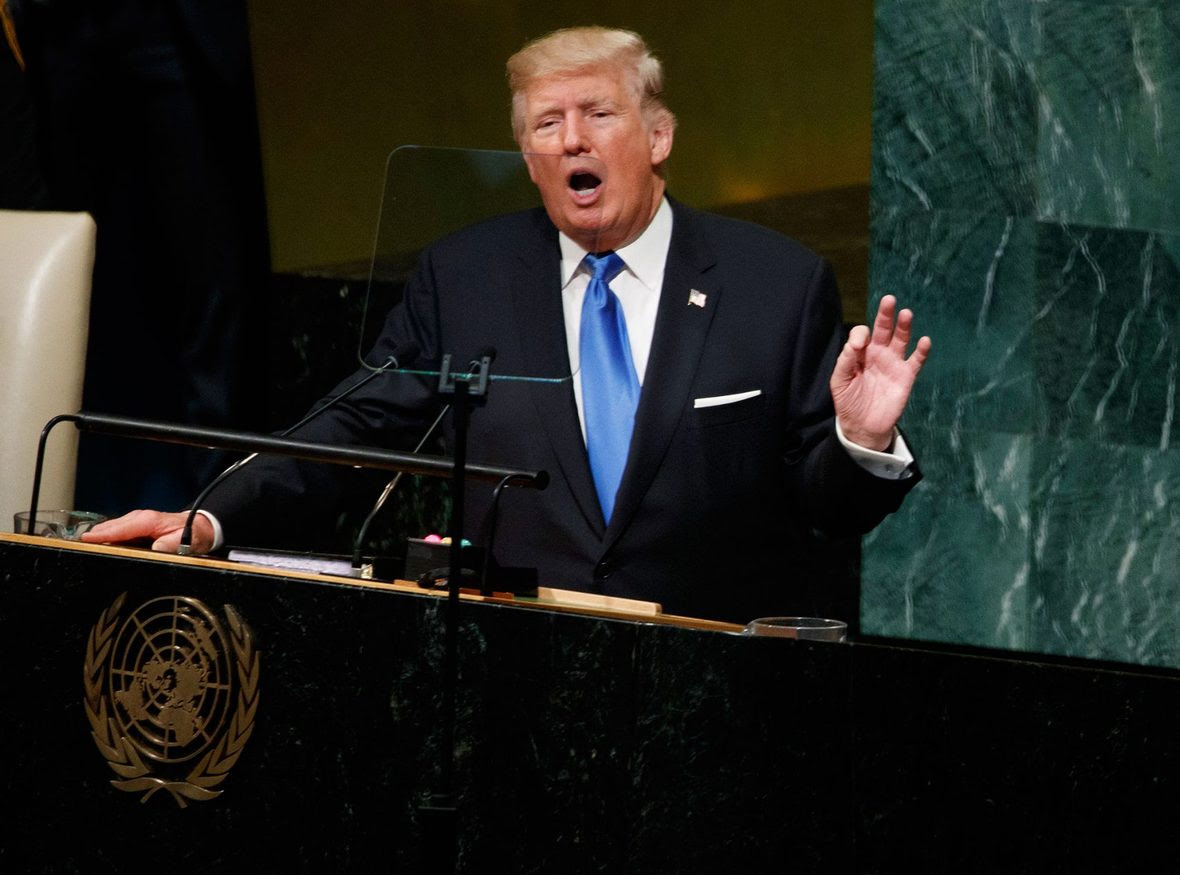 Trump UNGA