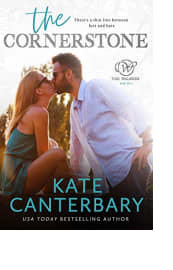 The Cornerstone by Kate Canterbary