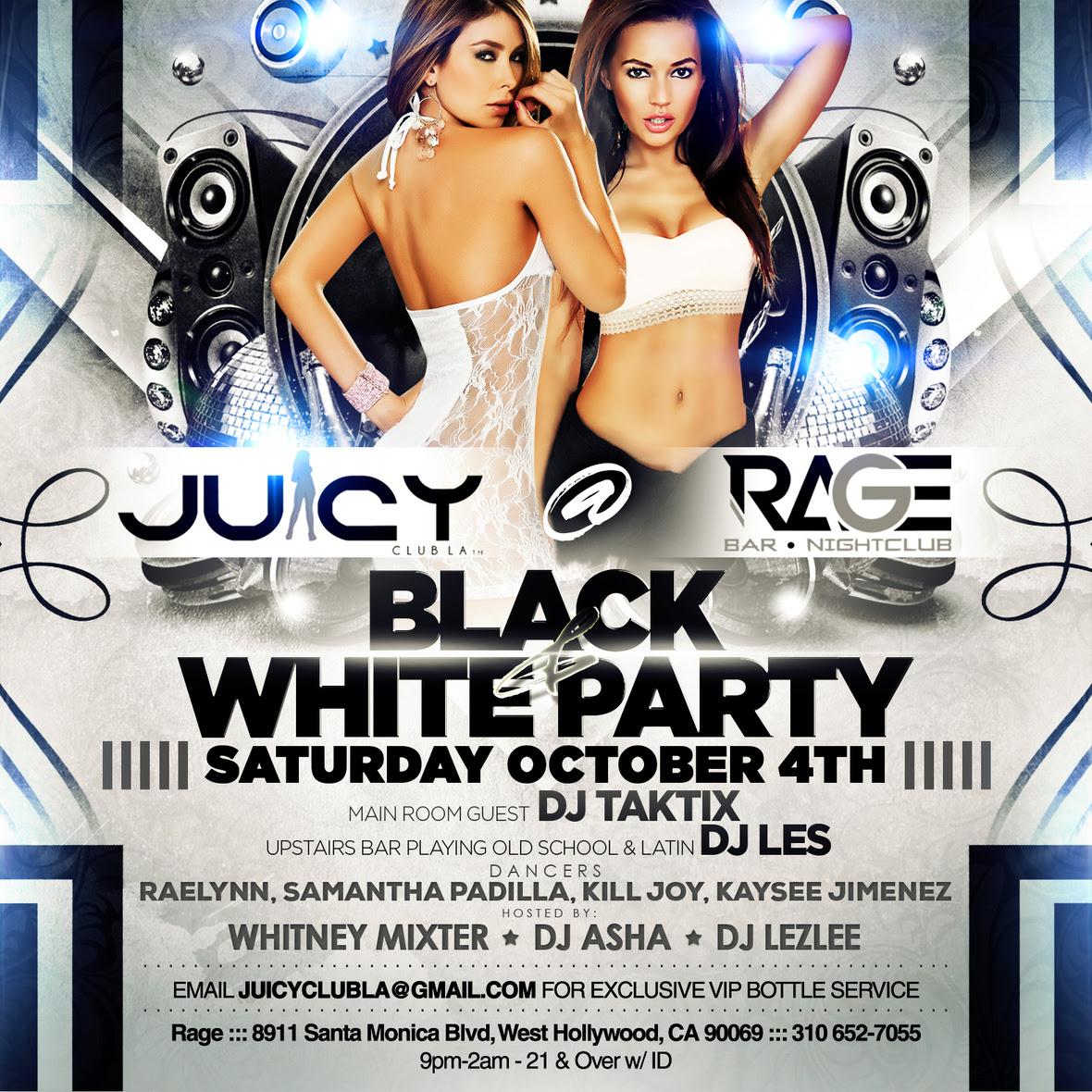 Juicy Black White