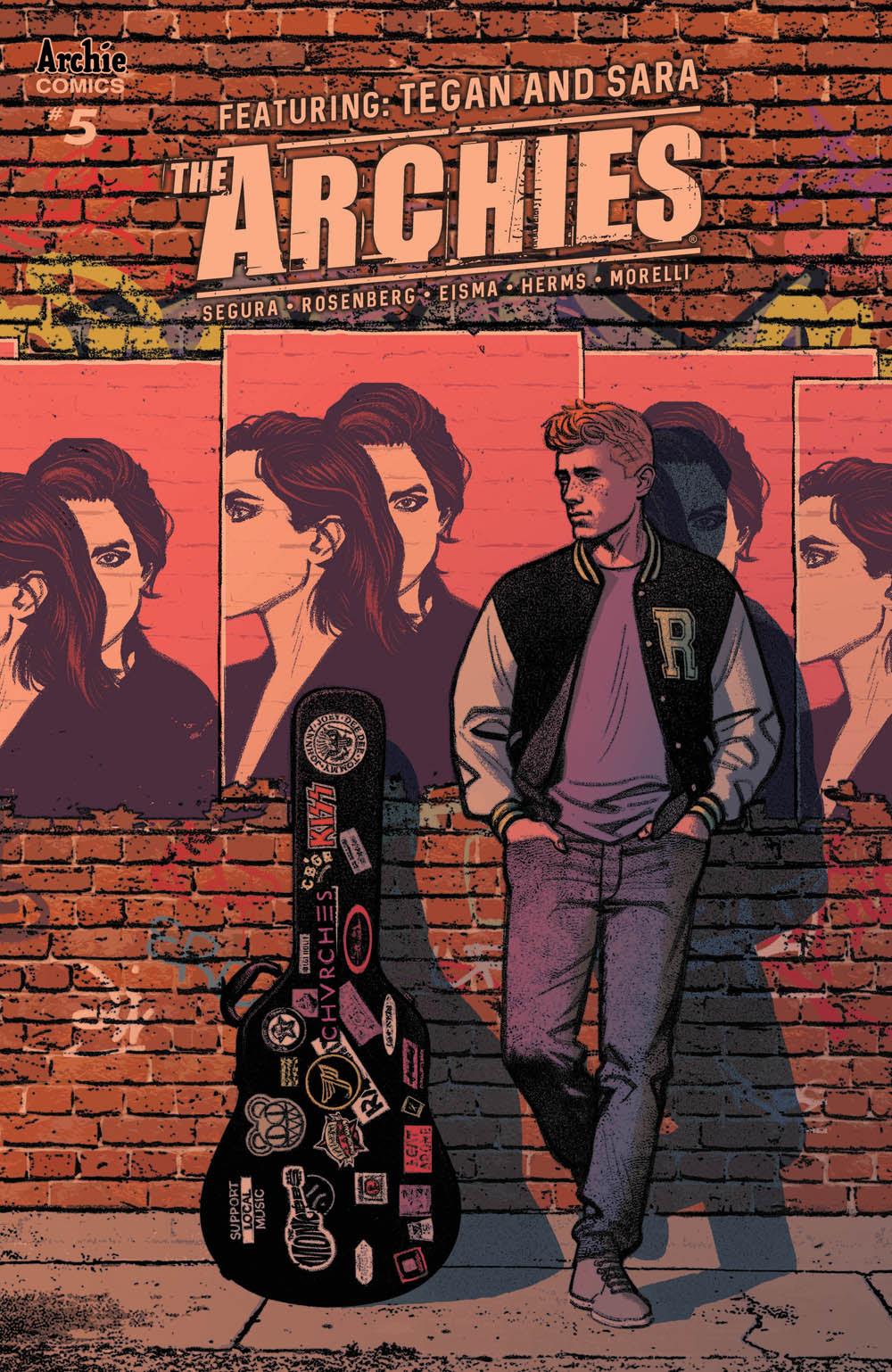 The Archies #5 CVR A: Smallwood