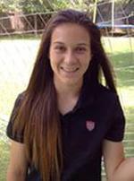 Emily Strouphauer, girls club soccer, ECNL