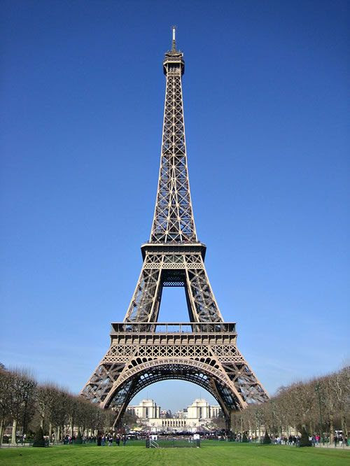 EiffelTower -1