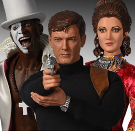 JAMES BOND LIVE AND LET DIE 1/6 SCALE