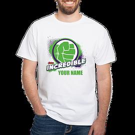 Incredible Hulk Personalized T-Shirt