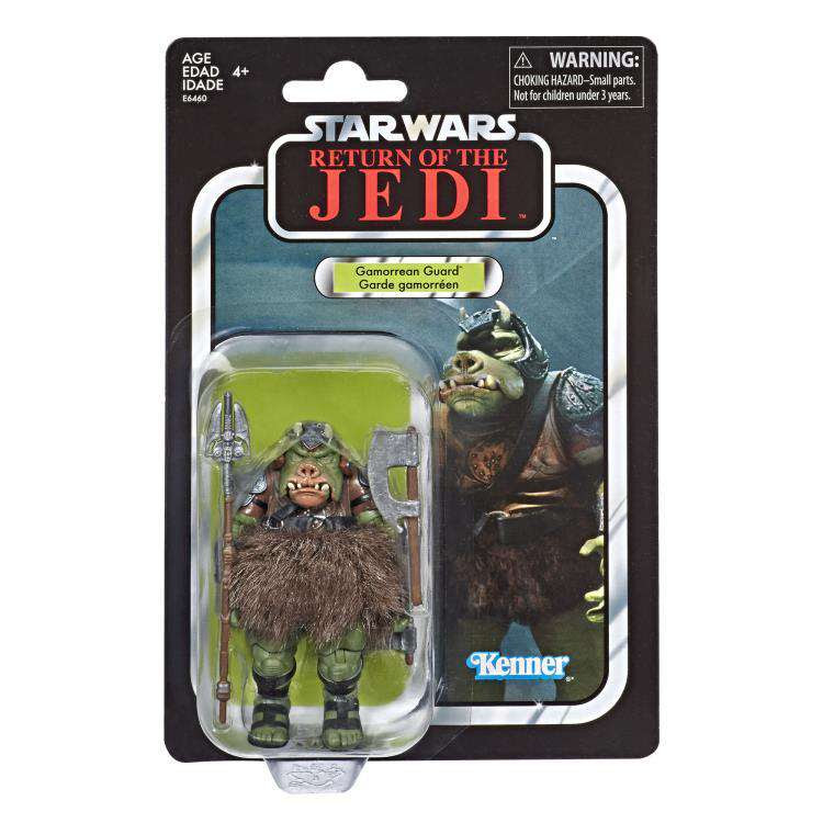 Image of Star Wars: The Vintage Collection Gamorrean Guard (Return of The Jedi)