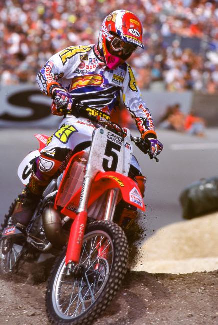 Six-time AMA Supercross/Motocross Champion and four-time Daytona SX winner Jeff Stanton will be the Grand Marshal of the Inaugural Daytona Vintage Supercross.