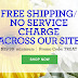1800 Flower: Free Shipping/No Service Charge When You Spend $29.99!