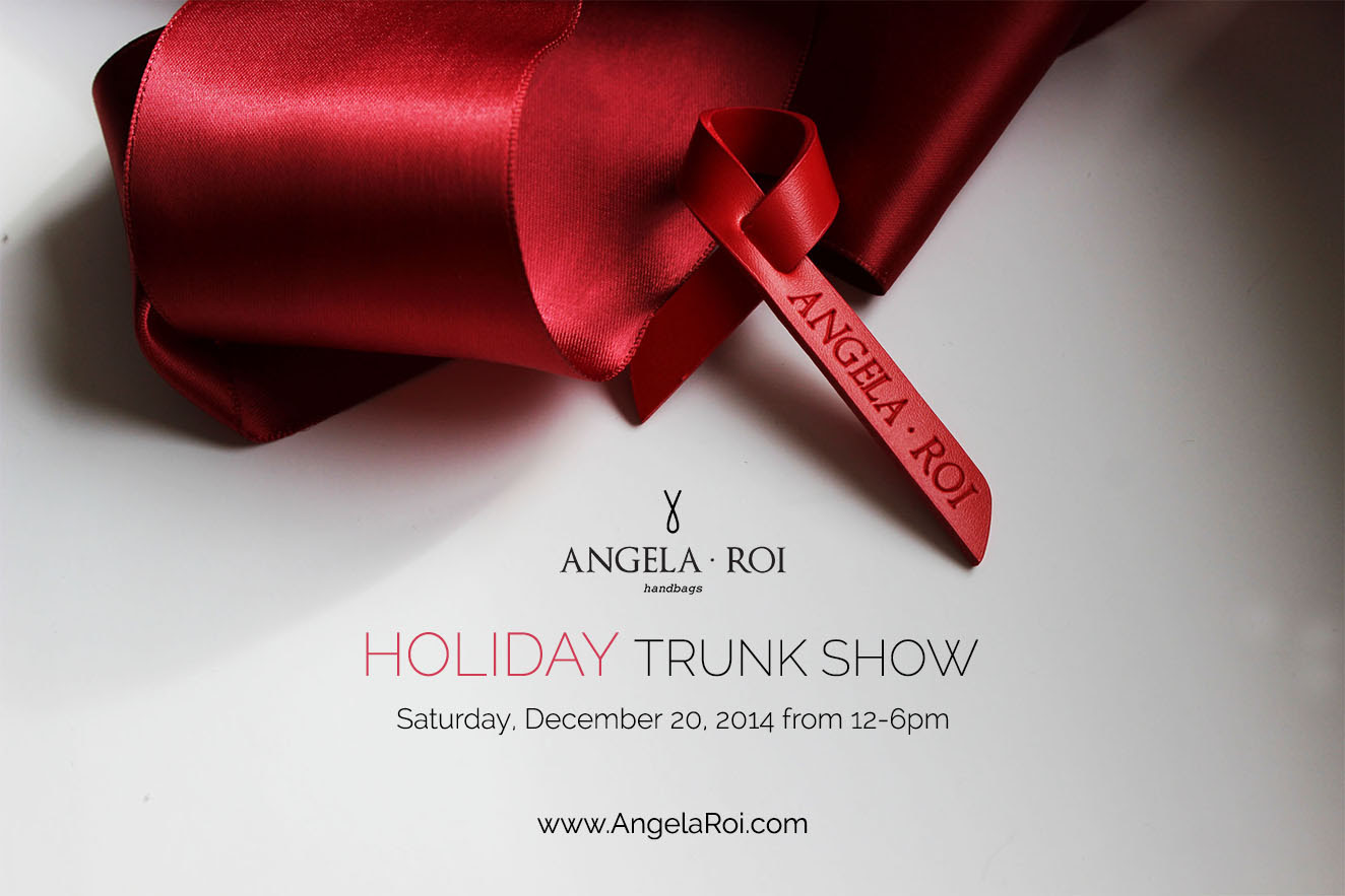 Angela&Roi Holiday Trunk Show