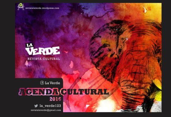 revista la verde agenda cultural elefante