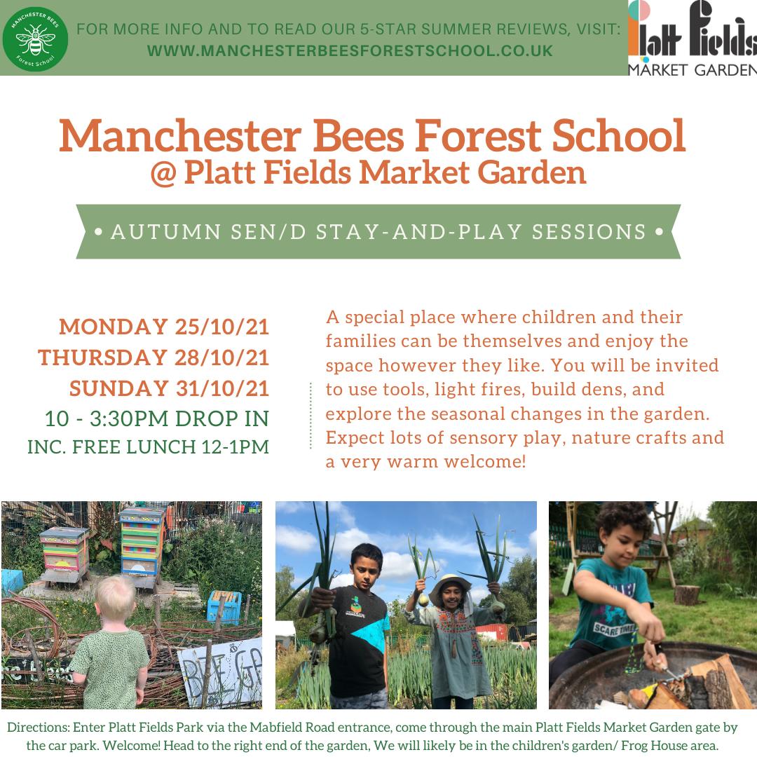 Autumn Forest School poster