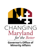 Changing Maryland logo Governor's Office of Minority Affairs