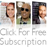 Click Here for Free Subscription of Ability Magazine Ad
