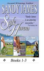 Safe Havens Box Set: Books 1–3 by Sandy James