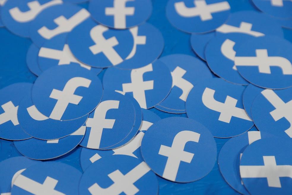 Facebook é multado na Alemanha por falhar em lidar com discurso ódio na rede social — Foto: Stephen Lam/Reuters