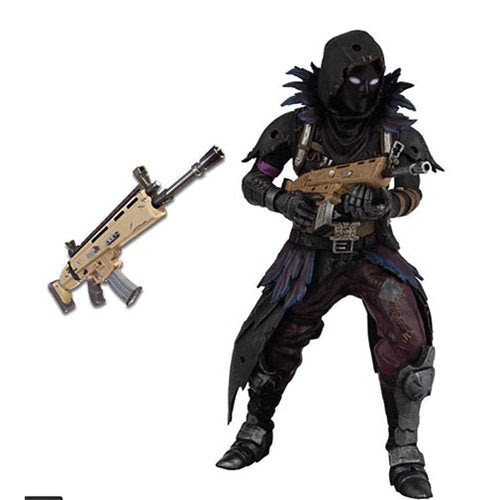 "Image of Fornite Series 1 Raven Deluxe 11"" Action Figure"