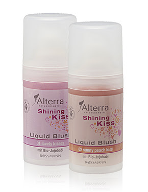 "Alterra ""Shining Kiss"" Liquid Blush"