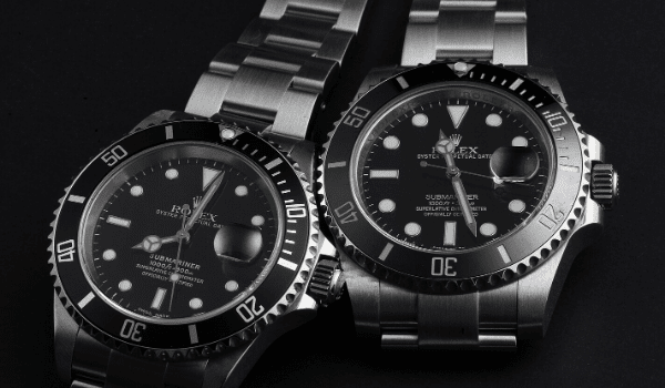 Submariner Steel Watches