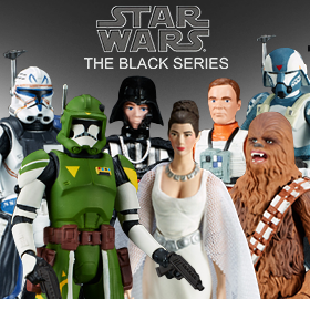 "STAR WARS BLACK 2015 3.75"" SERIES 01"