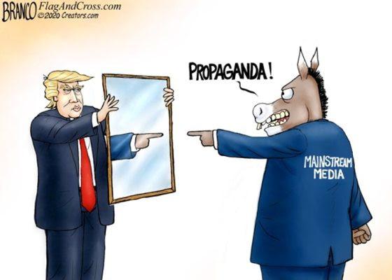 propaganda fake news
