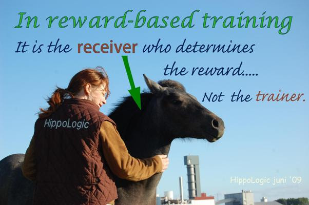 _Hippologic_rewardbased training_receiver_determines