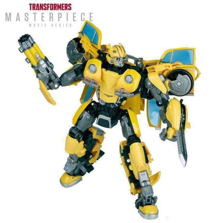 Image of Transformers Masterpiece Movie Series MPM-7 Bumblebee