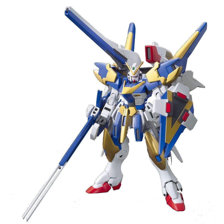 Image of Bandai Hobby HGUC 1/144 V2 Assault Buster Gundam Victory Gundam Model Kit