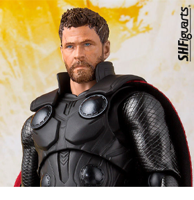 AVENGERS: INFINITY WAR S.H.FIGUARTS THOR