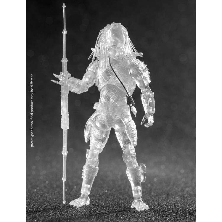 Image of Predator 2 City Hunter Predator (Invisible) 1:18 Scale PX Previews Exclusive Action Figure - Q1 2019