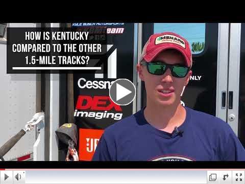 Driver Q&A: Brandon Jones