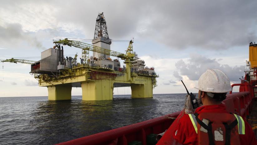 China halla un gigantesco yacimiento de crudo y gas que podría ser usado durante