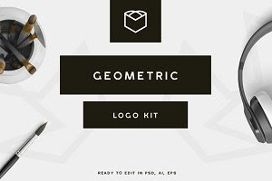 Geometric Logo Kit