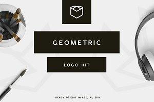 Geometric Logo Kit