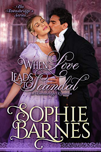 Cover for 'When Love Leads to Scandal'