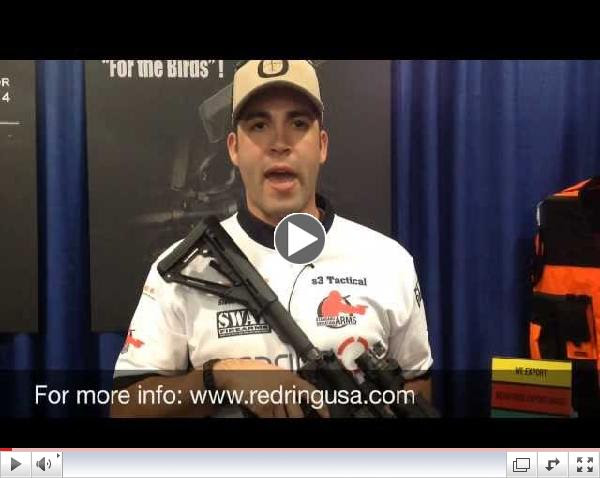 Redring USA at the 2014 SHOT Show