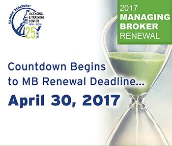 Managing Broker 2017