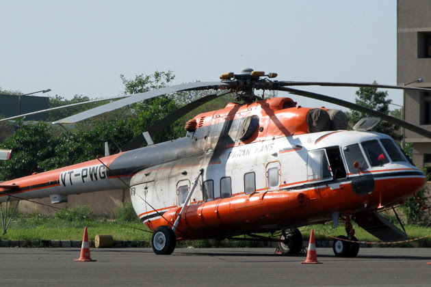Pawan Hans begins path to disinvestment