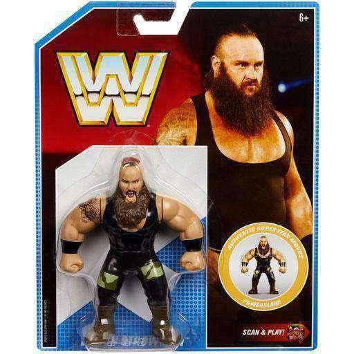 Image of WWE Retro Series 8 - Braun Strowman - MARCH 2019