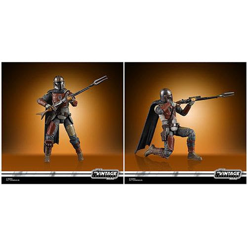 "Image of Star Wars The Vintage Collection Wave 3 (ROS) - The Mandalorian 3.75"" Figure"