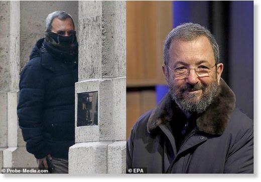 Ehud Barak epstein