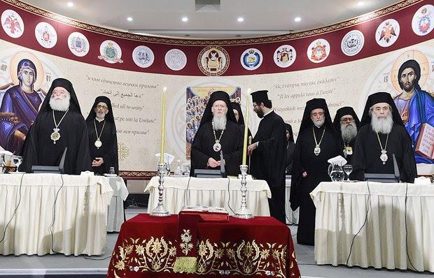 Всеправославный Собор церков на о.Крит