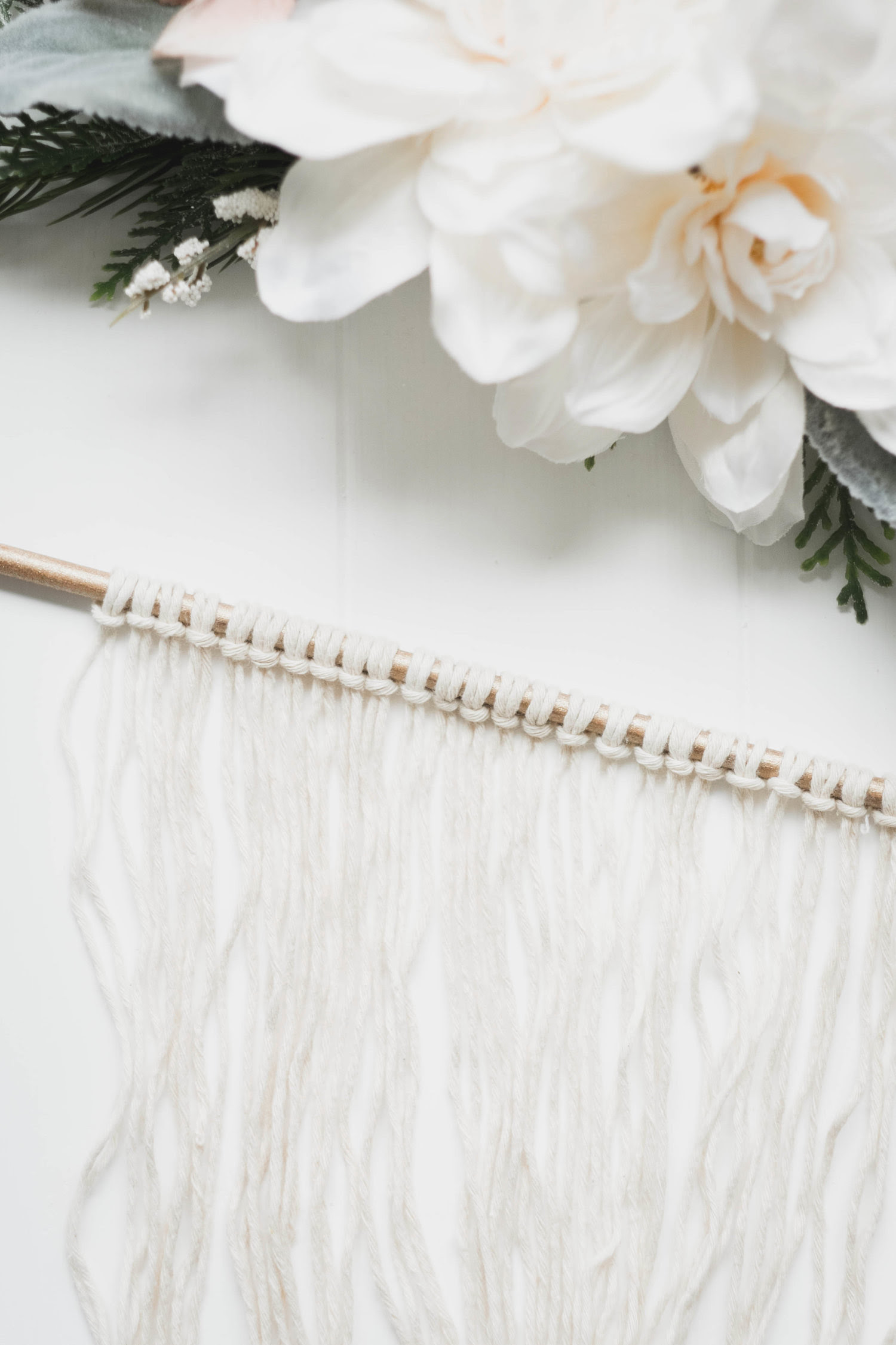 larks knot introduction to macrame