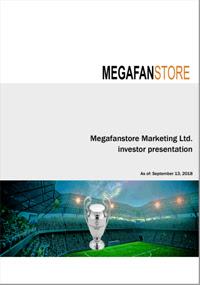 Präsentation Megafanstore 2018