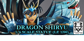 1/6 SCALE DRAGON SHIRYU STATUE