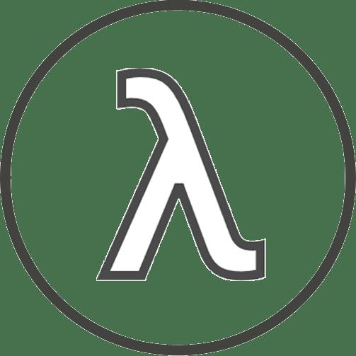 engineering culture - aws lambda icon