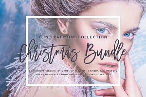 Winter Lightroom & Photoshop Bundle