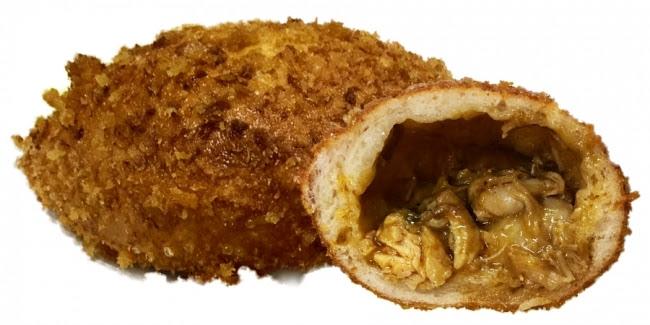 ブーランジュリーシマ×いなば食品「コラボ 贅沢タイカレーパン」